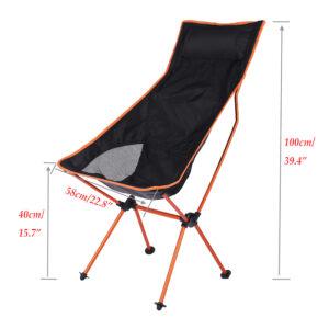 foldable beach chairs