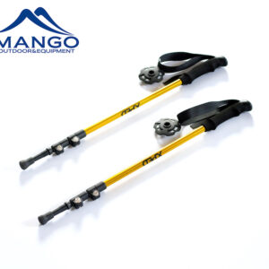 3 section hiking stick