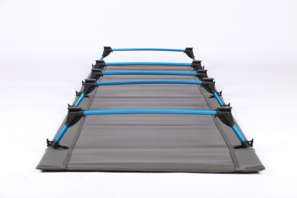 colorful folding camping bed