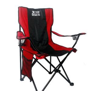 Folding fishing chair