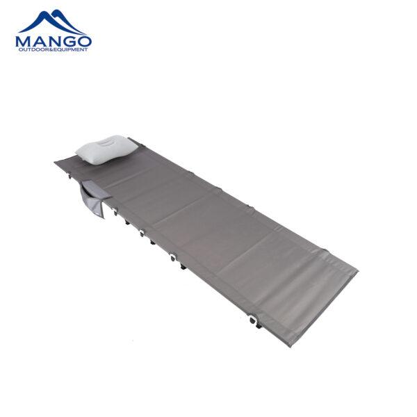 Aluminum folding bed outdoor